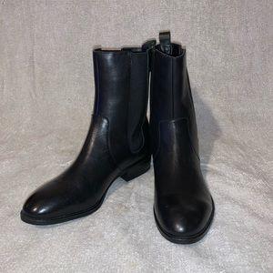 Ralph Lauren Leather Riding Boots